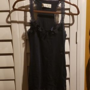 Abercrombie and Fitch lace tank